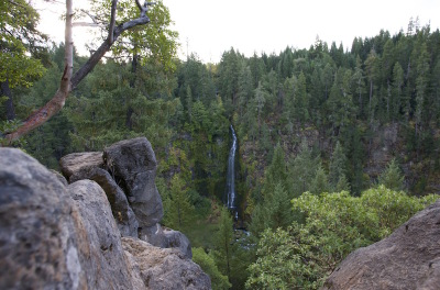 Barr Creek Falls