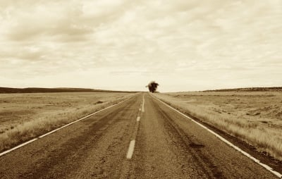 loneliest highway in america